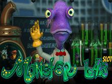 В мобильном казино Лабораторный Монстр