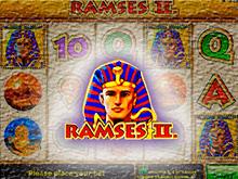 В мобильном казино Рамзес II