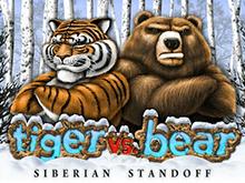 Игровой автомат Тигр Против Медведя